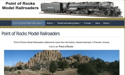 Point Of Rocks Model Railroaders.co.place
